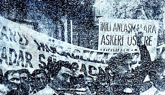 DİSK'in Taksim'deki işçi mitinginde olaylar çıktı