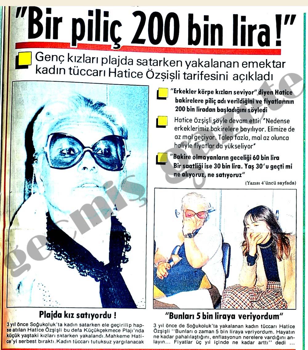 Bir piliç 200 bin lira