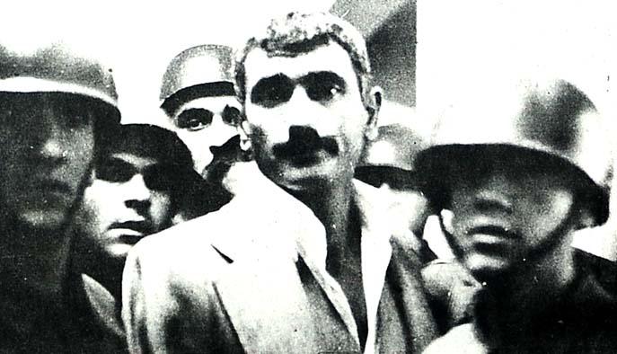 Ankara'ya getirilen Yılmaz Güney dün ilk defa hakim huzuruna çıktı