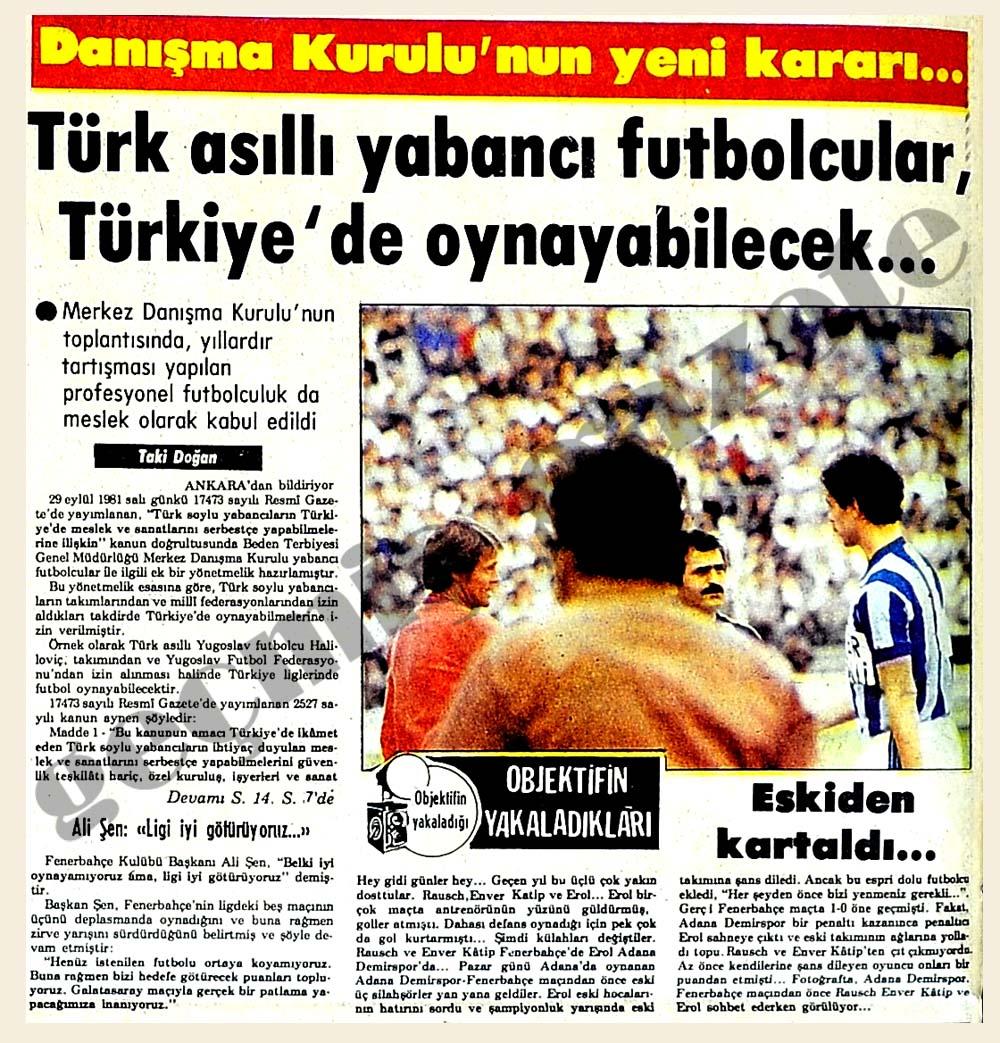 Türk asıllı yabancı futbolcular, Türkiye'de oynayabilecek