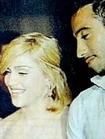Madonna anne oldu
