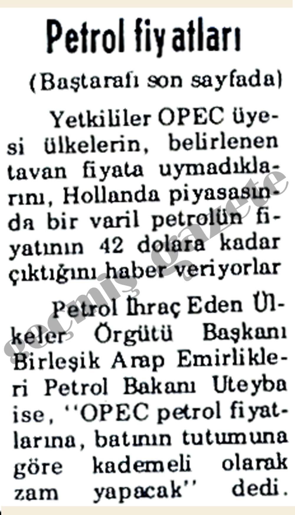 Petrol fiyatları çığrından çıktı