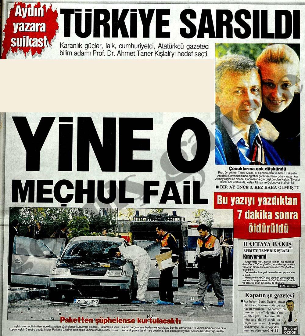 Türkiye Sarsıldı