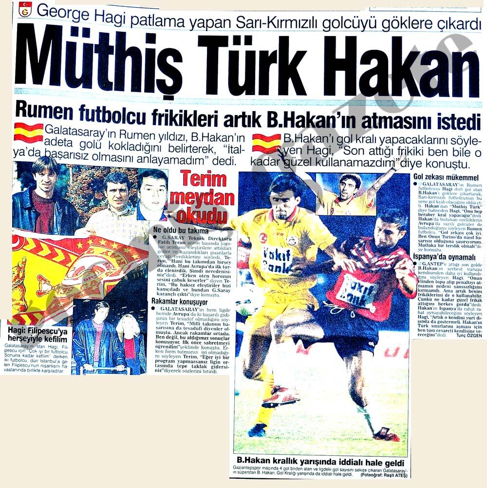 Müthiş Türk Hakan