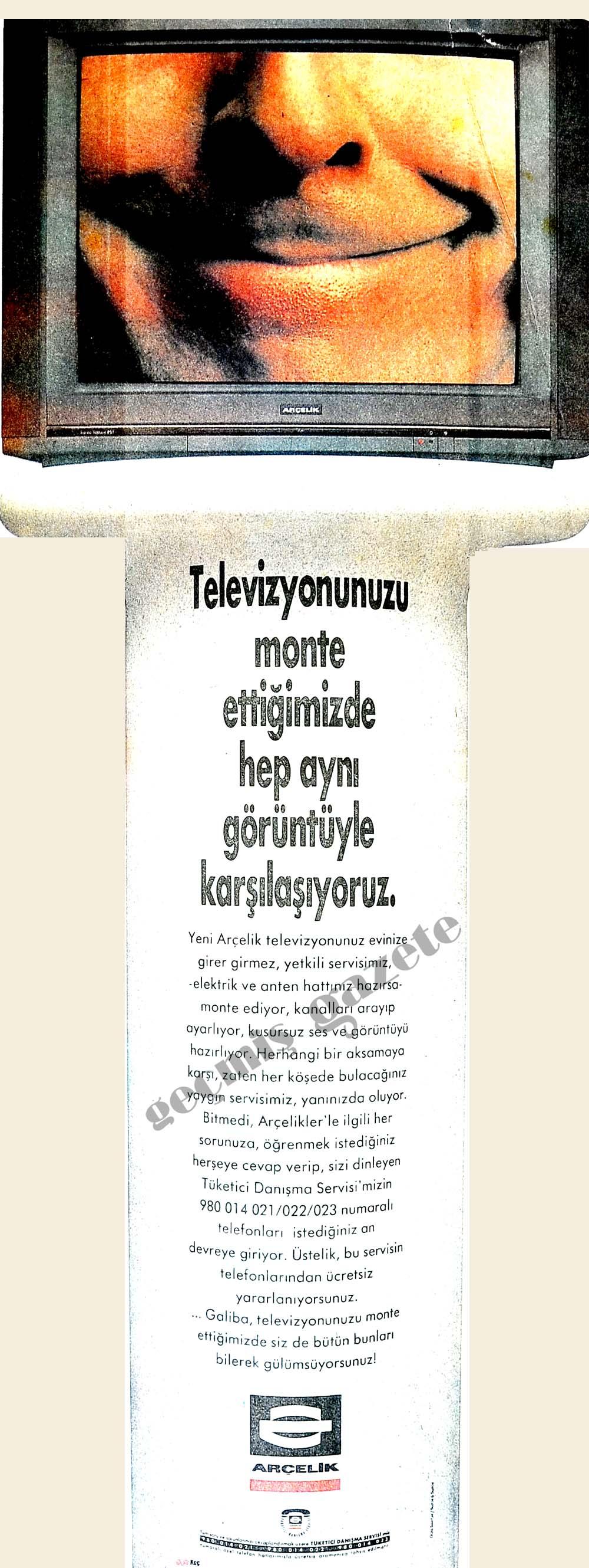 Arçelik Televizyon