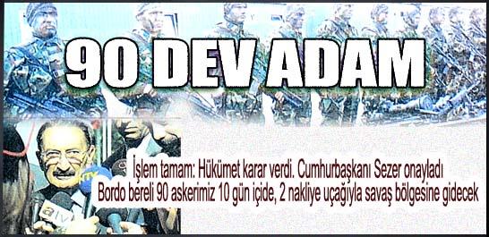 90 DEV ADAM