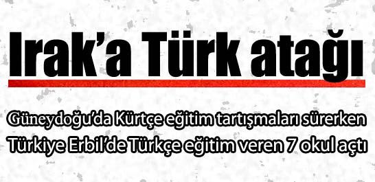Irak'a Türk atağı