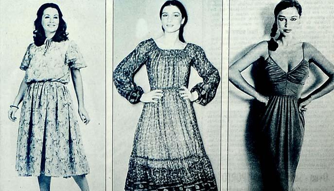 1979 İlkbahar-Yaz modası