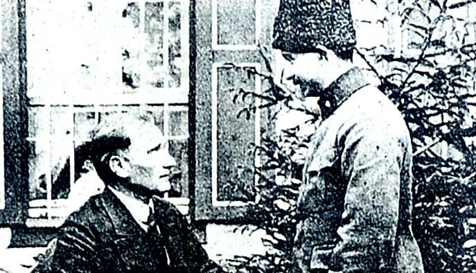 İnönü: 'Benim talihim, bir Mustafa Kemal bulmaktır'