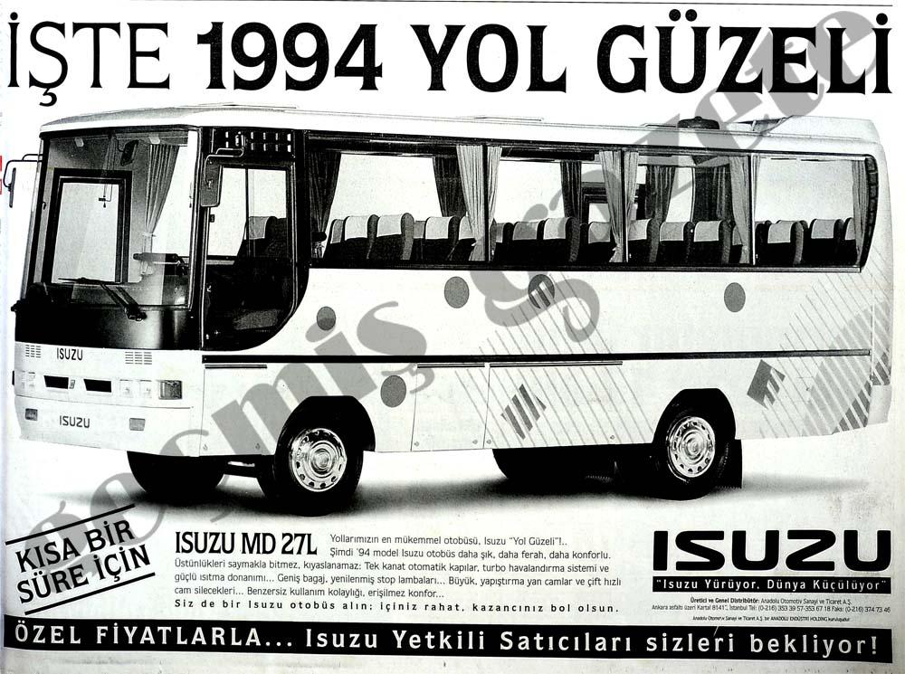 İşte 1994 Yol Güzeli