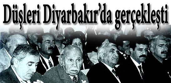 Düşleri Diyarbakır'da gerçekleşti