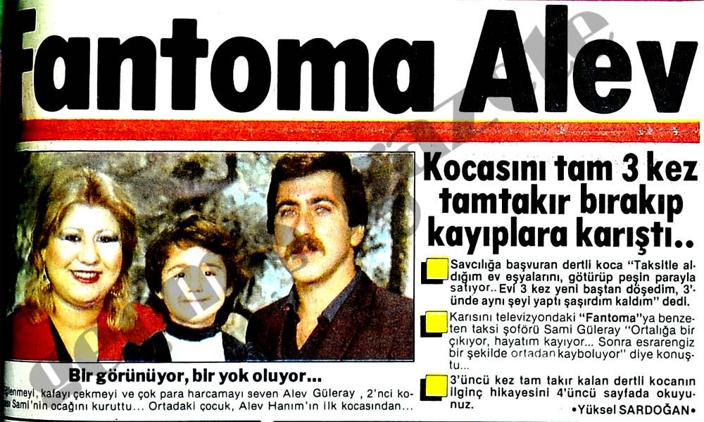 Fantoma Alev