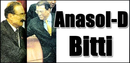 Anasol-D bitti