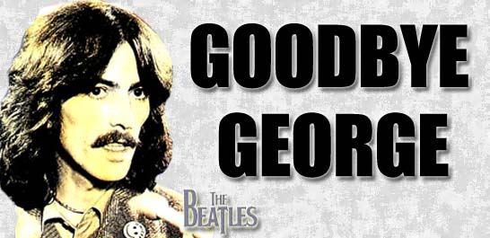 Goodbye George