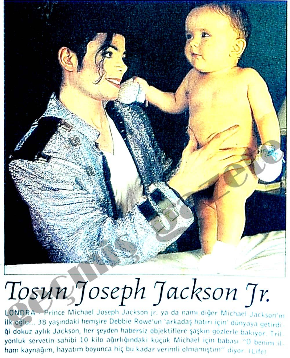 Tosun Joseph Jackson Jr.