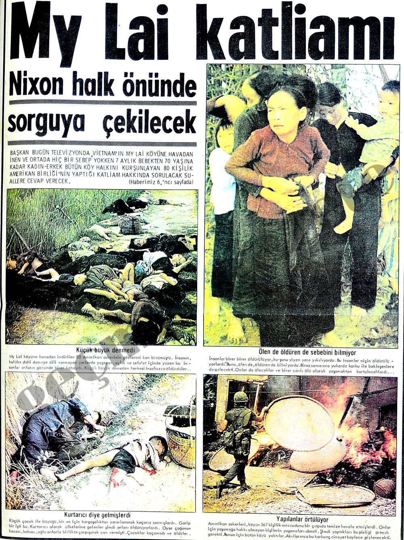My Lai katliamı