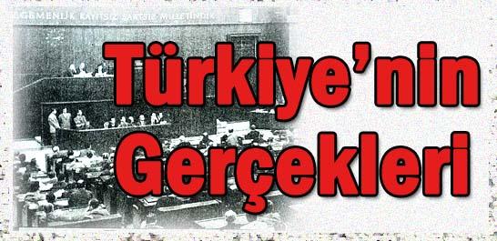 Türkiye'nin gerçekleri