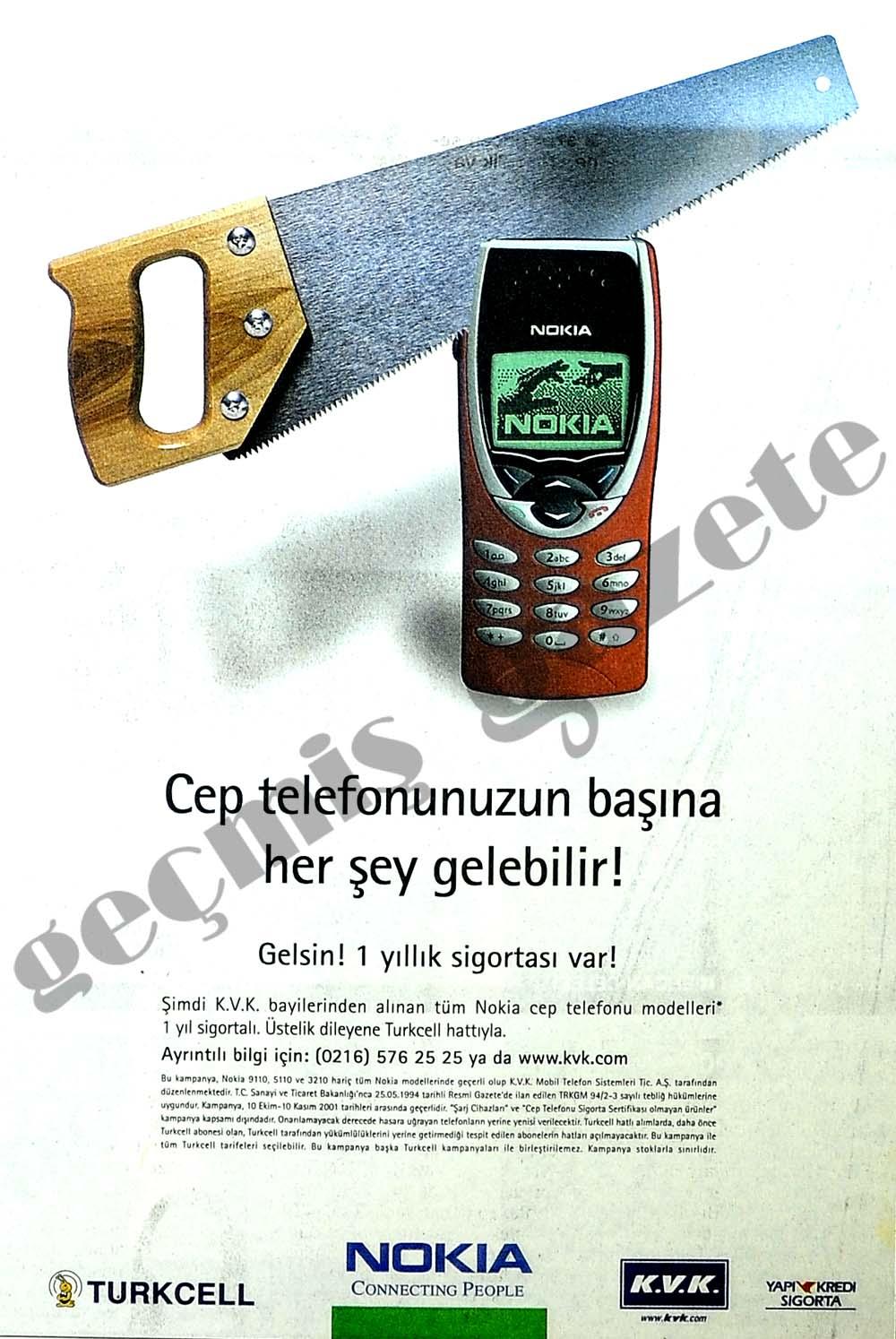 Cep telefonunuzun başına her şey gelebilir!