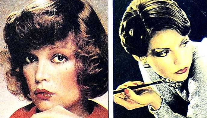 1973 makyaj modasında dünya dörde ayrıldı