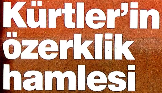 Kürtler'in özerklik hamlesi