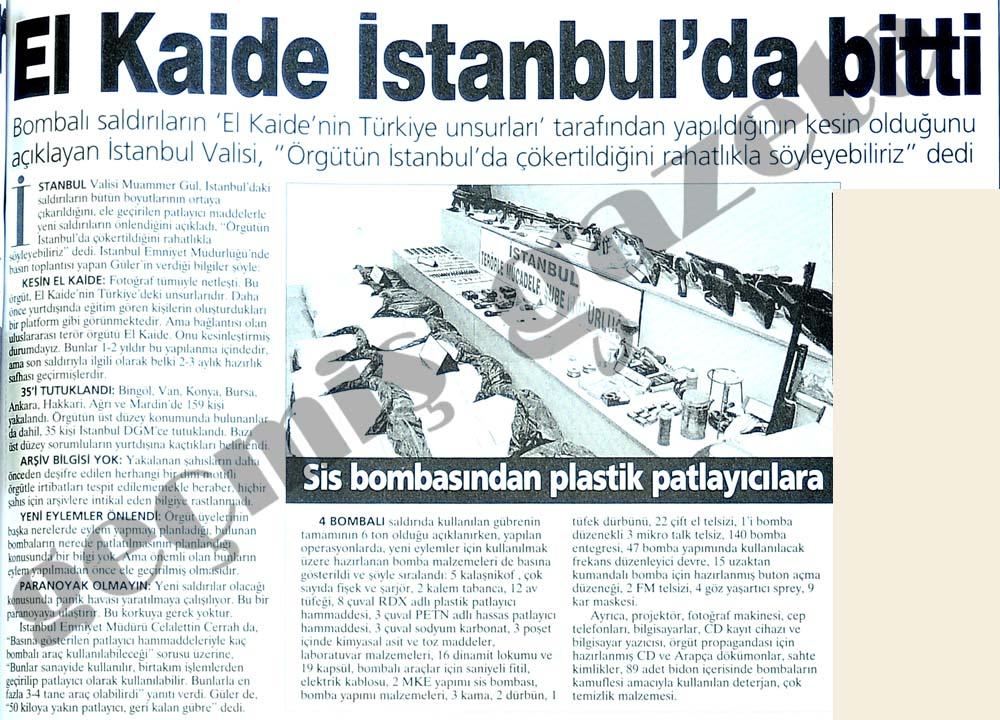 İstanbul'da tehlike geçti
