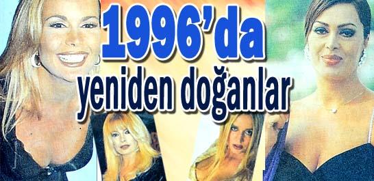 1996'da yeniden doğanlar