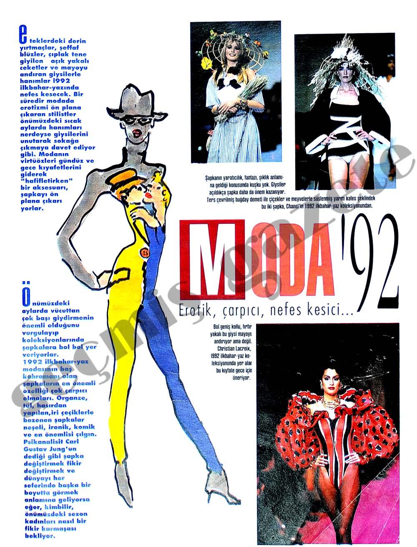 Moda '92