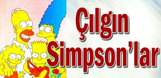Çılgın Simpson'lar