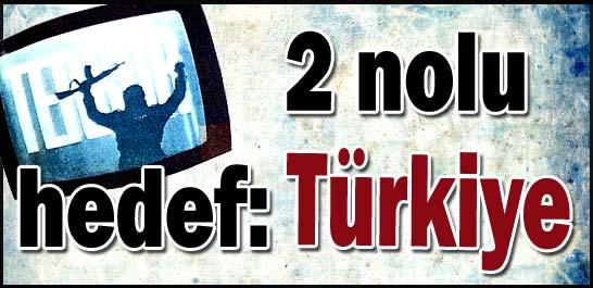 2 Nolu hedef Türkiye