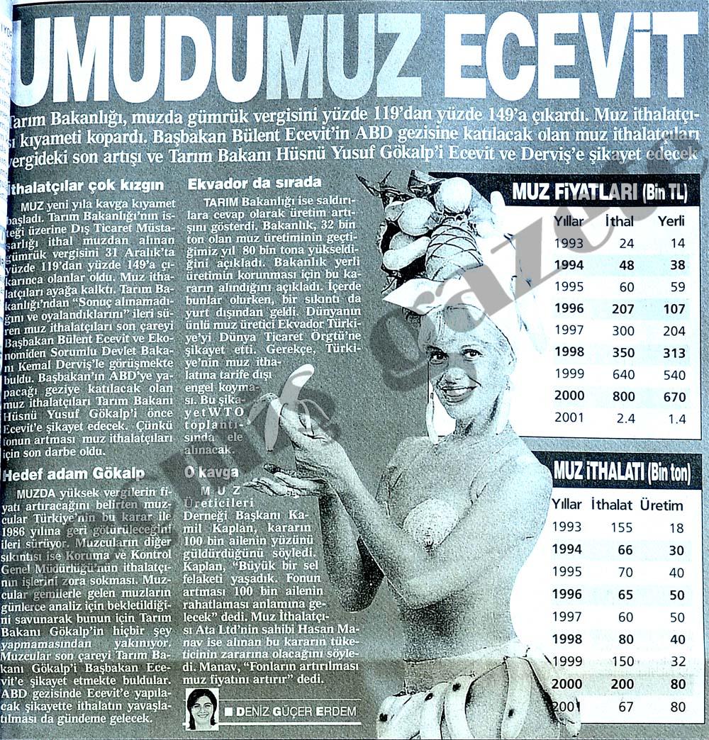 Umudumuz Ecevit