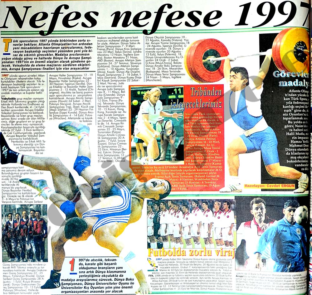Nefes nefese 1997