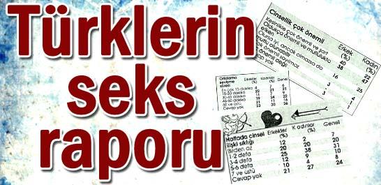 Türklerin seks raporu