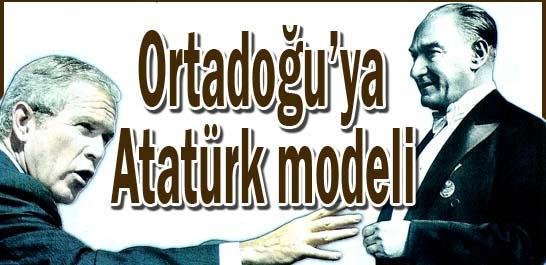 Ortadoğu'ya Atatürk modeli