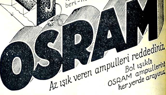 OSRAM Işığın ölçüldüğünü biliyormiydiniz?
