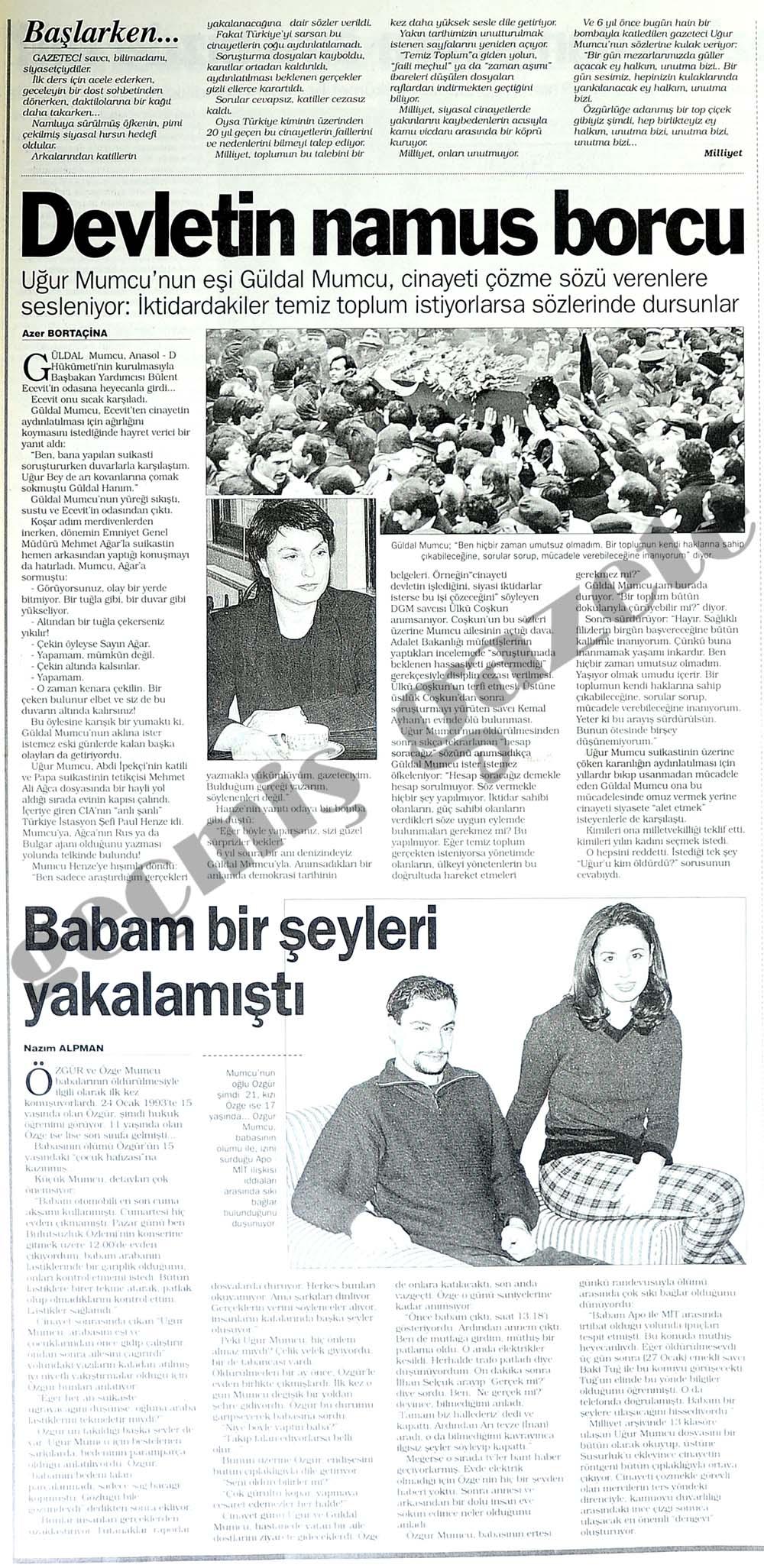 Türkiye'nin utancı
