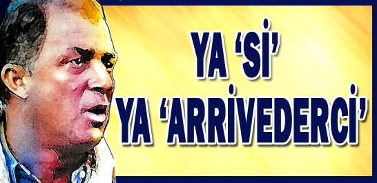 Ya 'si' ya 'arrivederci'