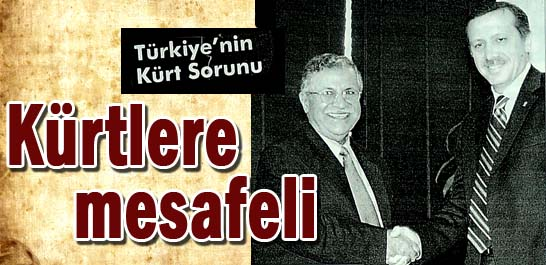 Kürtlere mesafeli