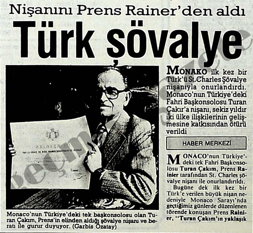 Türk şövalye