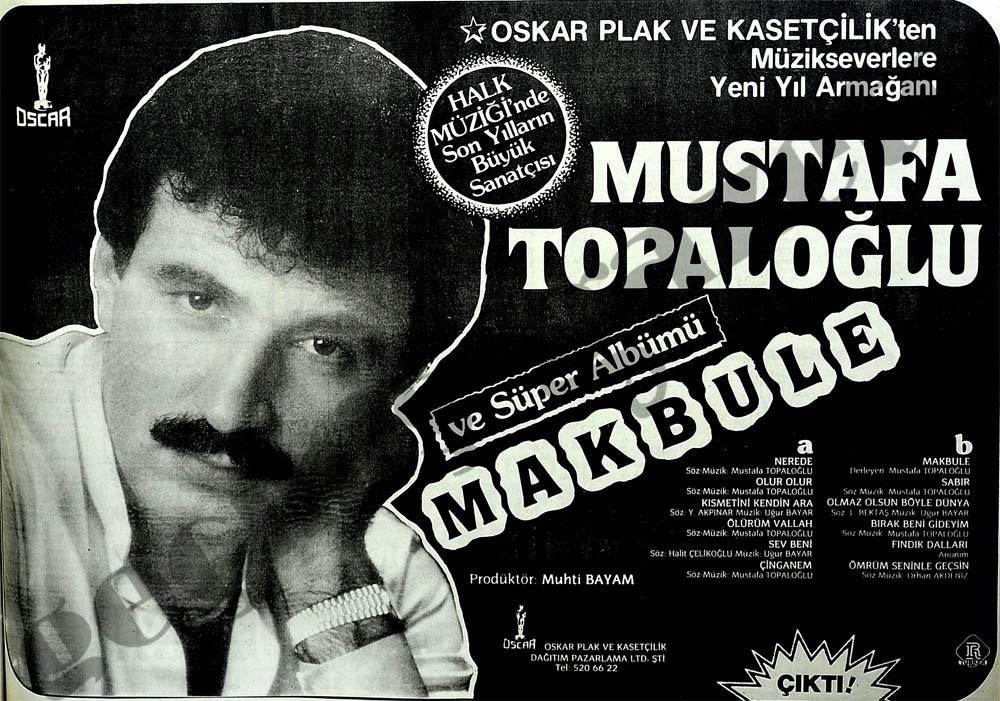 Süper albümü Makbule