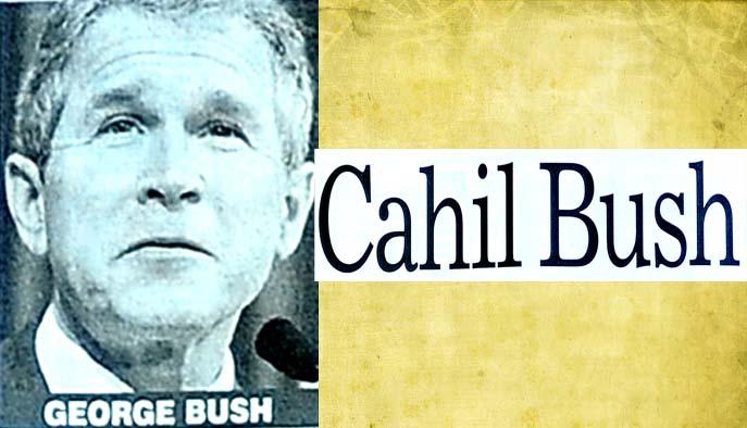 Cahil Bush