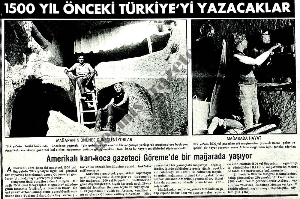 1500 yıl önceki Türkiye'yi yazacaklar