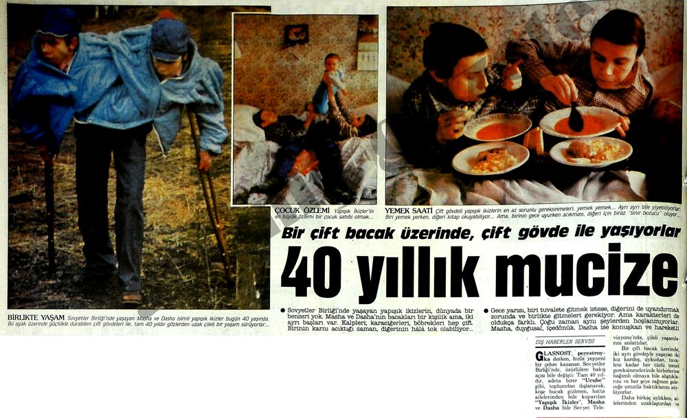 40 yıllık mucize