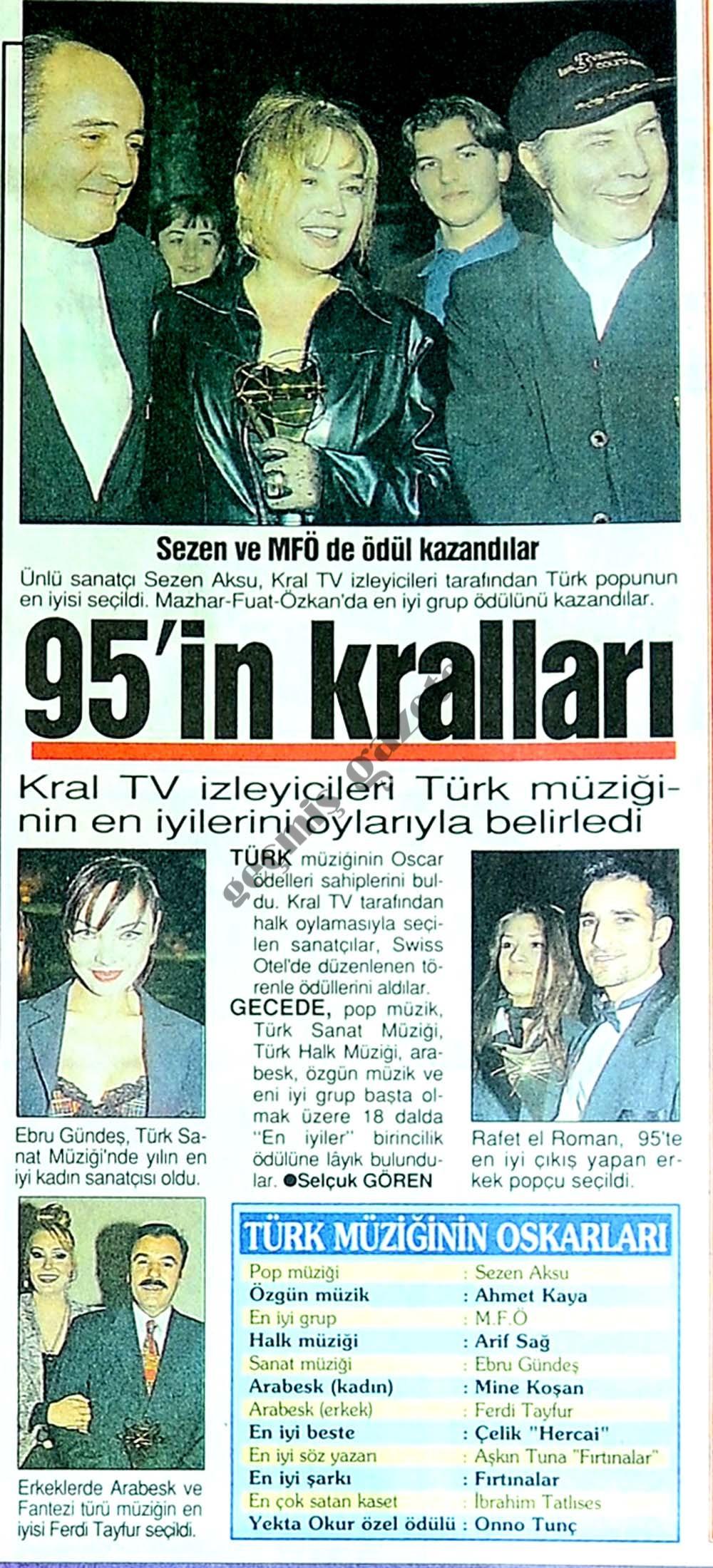 95'in kralları