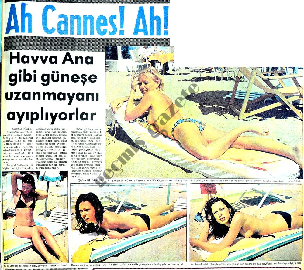 Ah Cannes! Ah!
