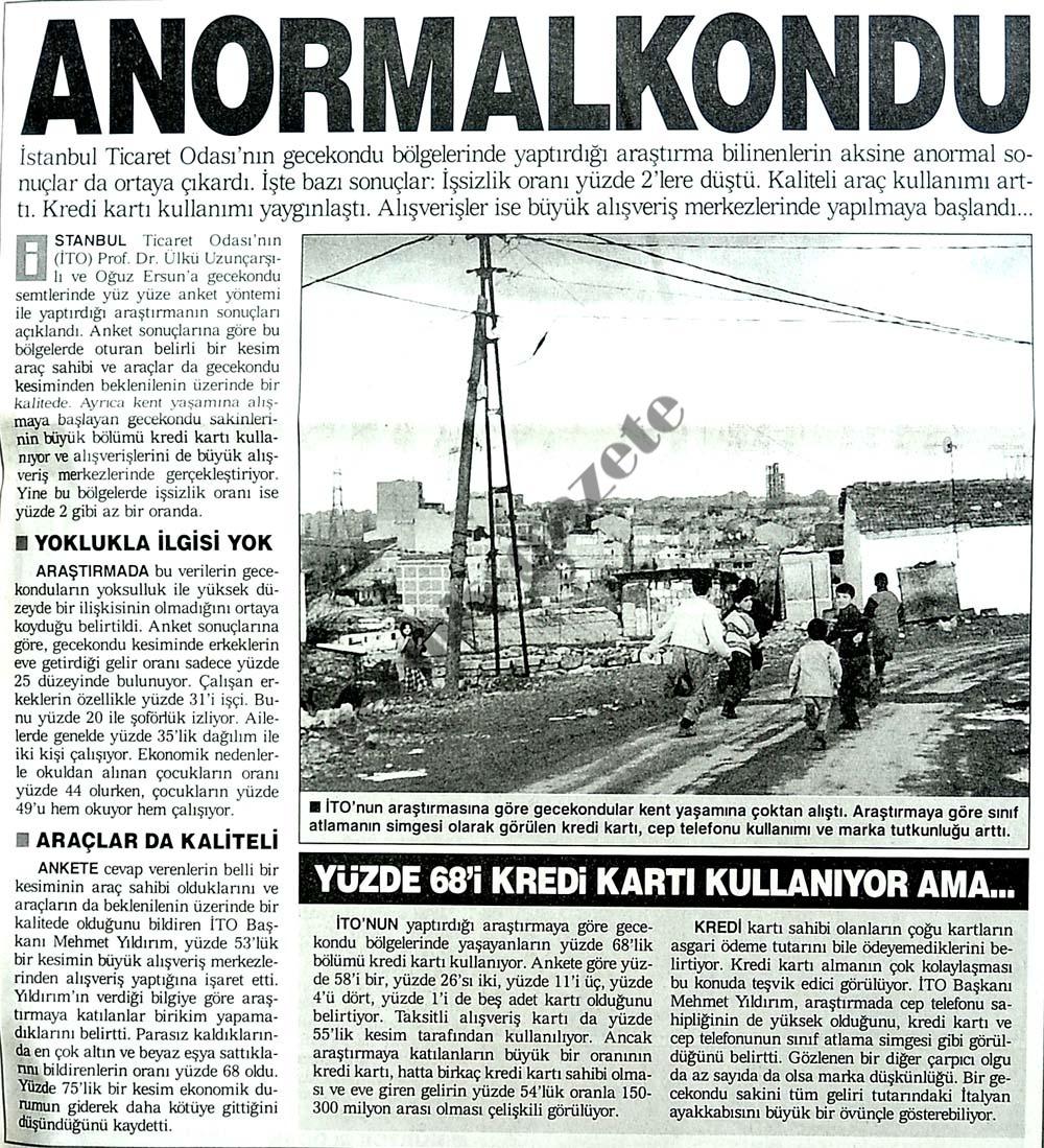 ANORMALKONDU
