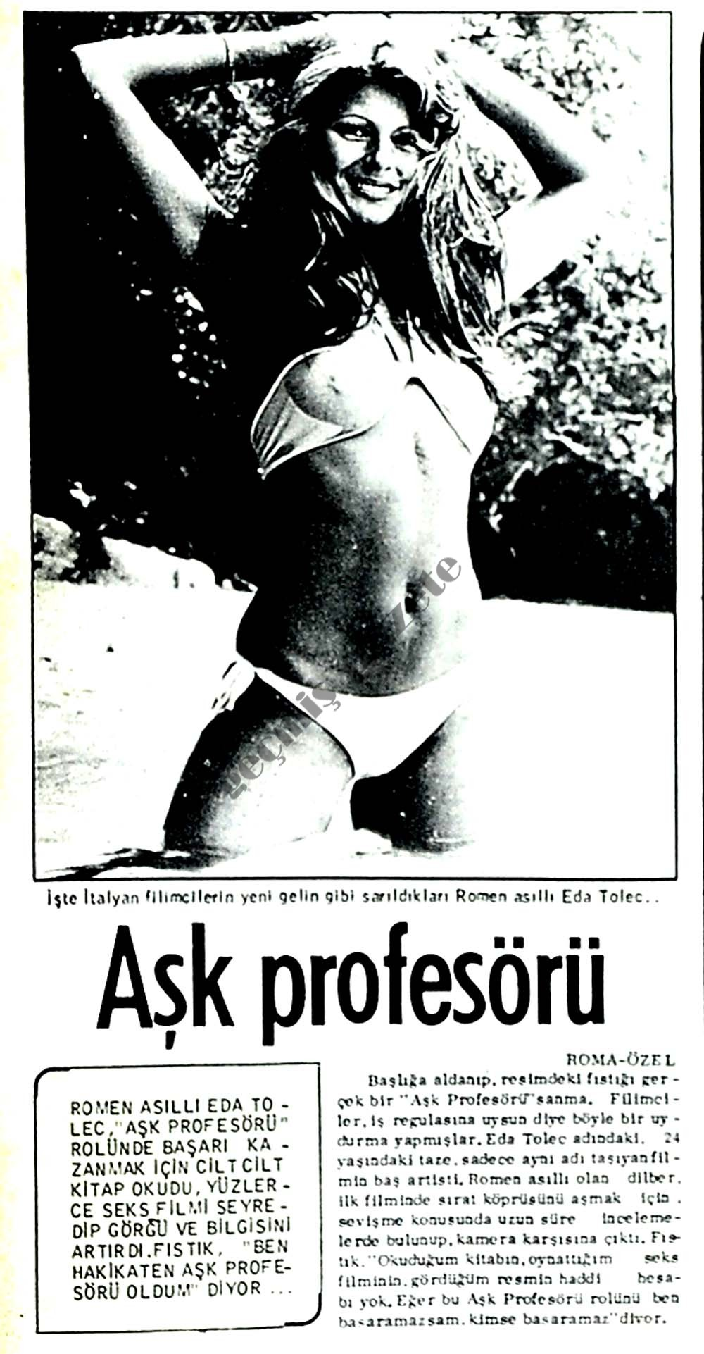 Aşk profesörü