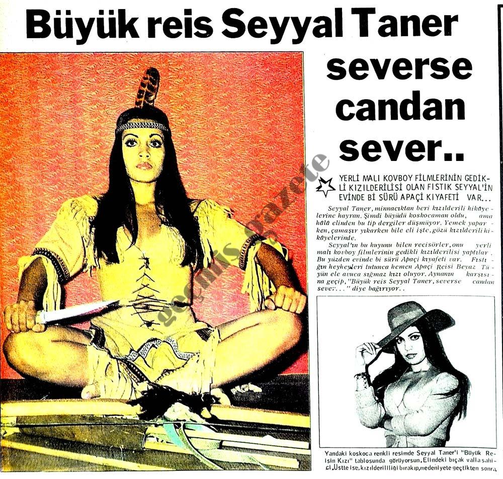 Büyük reis Seyyal Taner severse candan sever