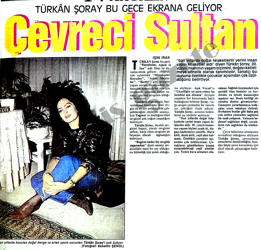 Çevreci Sultan