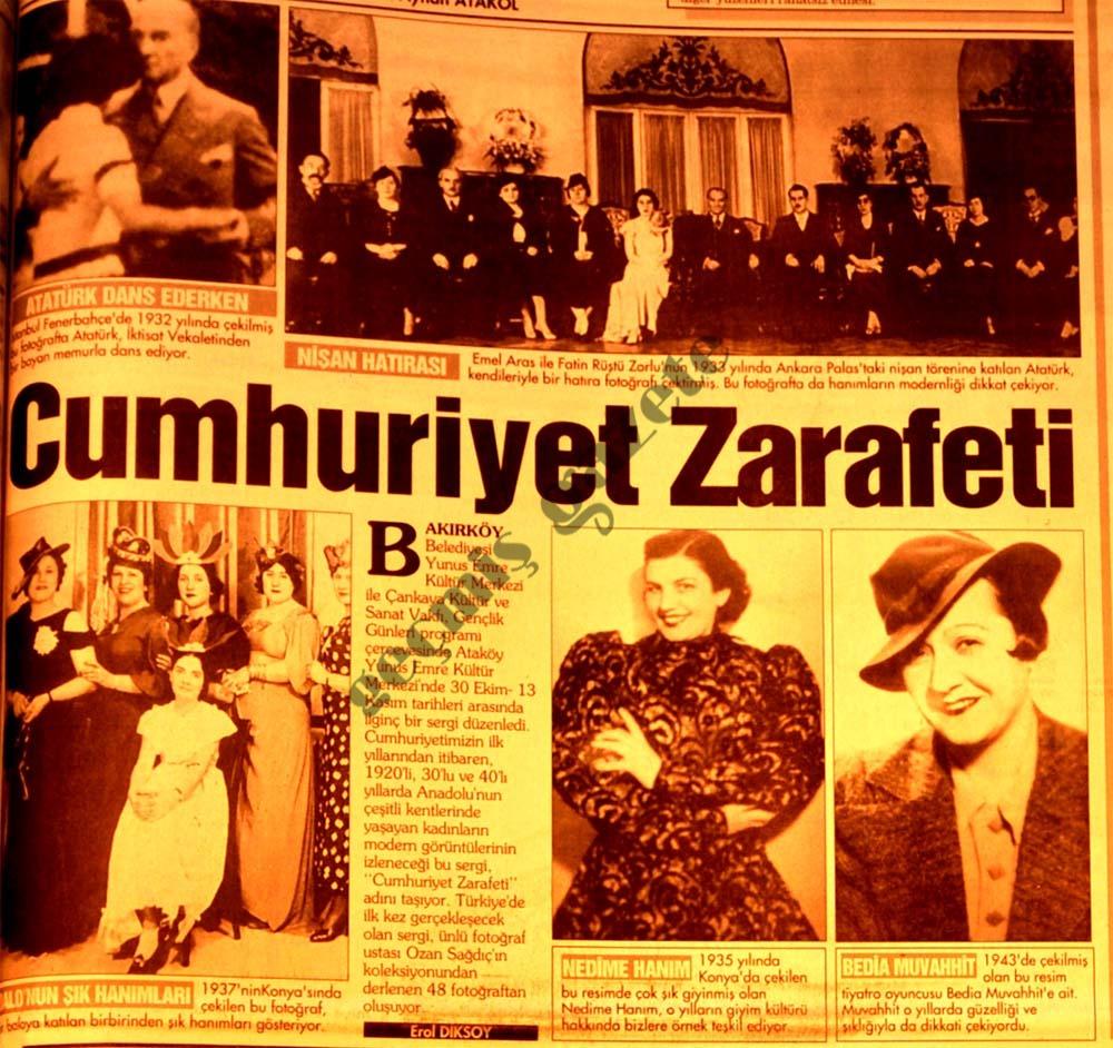 Cumhuriyet Zarafeti