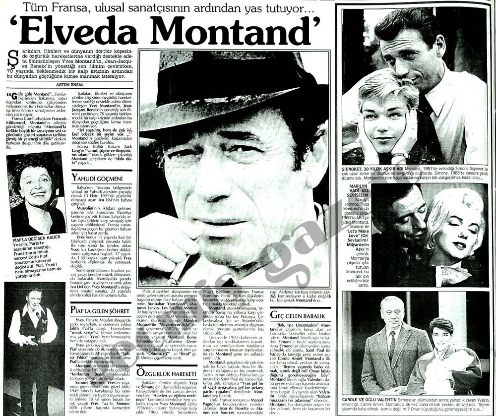 Elvada Montand